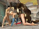 Women Furry hentai gallerys