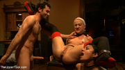 sexual orgy babes takes