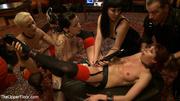 nude girls tied racked