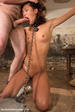 A Bad Bad Student <b>bad student</b> gets punished, striped, roped, chained and f <b></b>