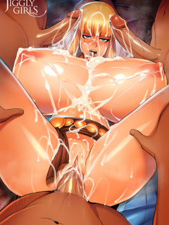 Cool hentai chicks giving head and titjobs - Picture 6