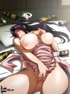 Hentai ladyboys and hermaphrodites fucking all - Picture 1