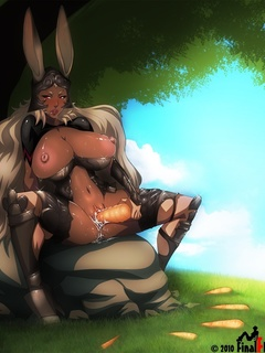Horny toon heroines with various toys and thins in - Picture 2
