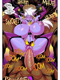 Busty fairies getting fucked hard by monsters - Picture 5