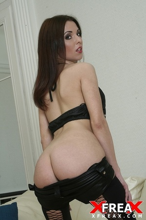 Tall long hair damsel works cock on sofa and rides it cowgirl style for cum - XXXonXXX - Pic 4