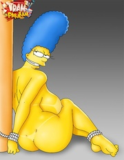 bodacious babes simpsons scooby-doo
