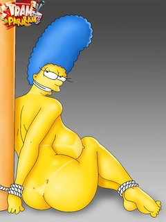 Bodacious babes from Simpsons and Scooby-Doo porn - Picture 3