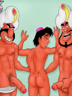 Gay cartoon sex games