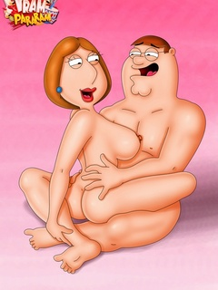 From Lois Griffin with hardcore fucking to Pocahontas - Picture 2