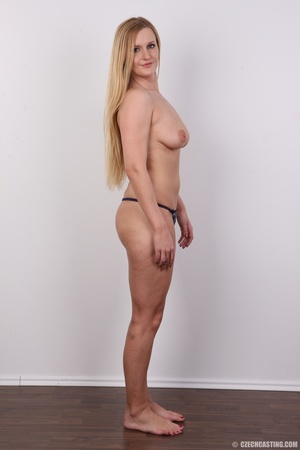 Sweet looking blonde milf with big tits, - XXX Dessert - Picture 10