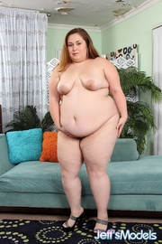 Bbw jayden heart fucked and jizzed on