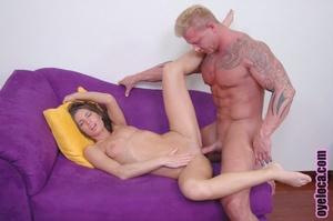 Hypnotised lady striptease around a pool - XXX Dessert - Picture 9