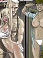 Busty chicks gets tortured and toy - Picture 4