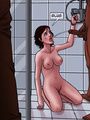 Hot girls getting tortured and abused by - Picture 4