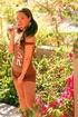Pornstar Miko Sinz public nudity