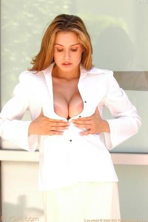 Glamour model Jamie Lynn squirting - XXXonXXX - Pic 10
