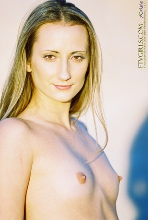 Small tits Krista vagina gaping closeups - XXXonXXX - Pic 5