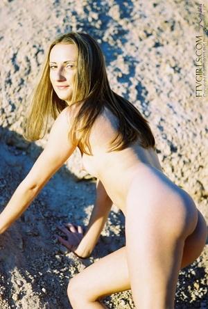 Small tits Krista vagina gaping closeups - XXXonXXX - Pic 8