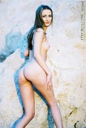 Small tits Krista vagina gaping closeups - XXXonXXX - Pic 9