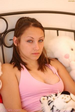 18 yo Alicia Angel big pink - XXXonXXX - Pic 7