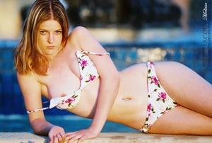 Glamour model Alicia Angel public nudity - XXXonXXX - Pic 2