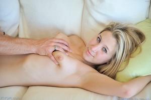 First time Alanna hard butt massage - XXXonXXX - Pic 8