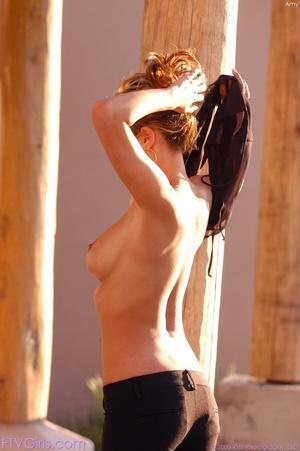 Teen Amy Reid masturbation to orgasm - XXXonXXX - Pic 11