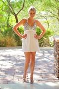 dress and heels, public nudity, teen