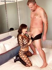 Catalina Cruz Threesome Porn