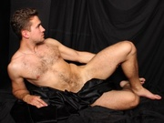brunette young man apollo