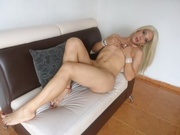 blonde young shemale scarlett