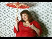 redhead anna dancing