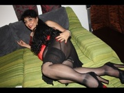 vickysensual striptease
