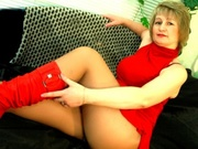blonde bigtittsmmm striptease