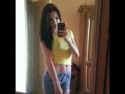 brunette teen fefe