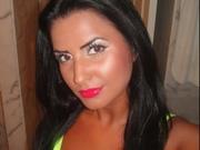 brunette allicia