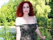 redhead redfox