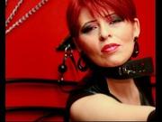 redhead alanna love balls/beads