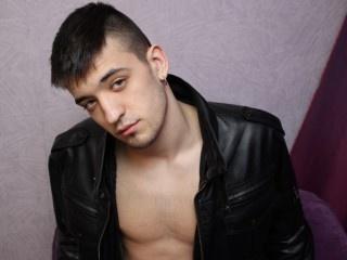 brunette young man ashtonsmooth