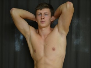 brunette young man ritchy