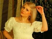 blonde teen nasy18 close
