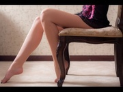 blonde evaluna striptease