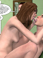 Dirty cartoon teens fucking like insane - Picture 4