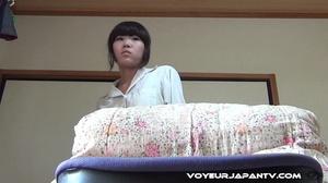 Secret camera catches Asian sluts hiding fingering their pussy to cum in bathroom - XXXonXXX - Pic 1