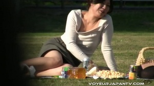 Spy camera catches fun chicks boozing outdoors, stumbling and peeing in streets - XXXonXXX - Pic 3