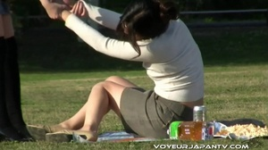 Spy camera catches fun chicks boozing outdoors, stumbling and peeing in streets - XXXonXXX - Pic 6