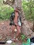 Hunk in camo uniform jerks his johnson while…