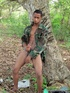 Hunk in camo uniform jerks his johnson while…