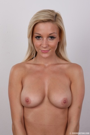 Wonderful blonde doll with big melons ge - XXX Dessert - Picture 11