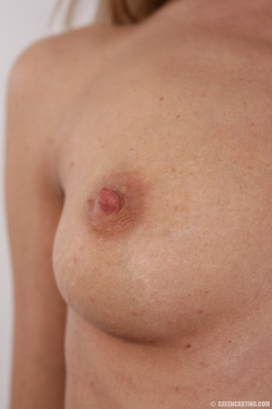 Tanned MILF with reddish hair came to ca - XXX Dessert - Picture 12